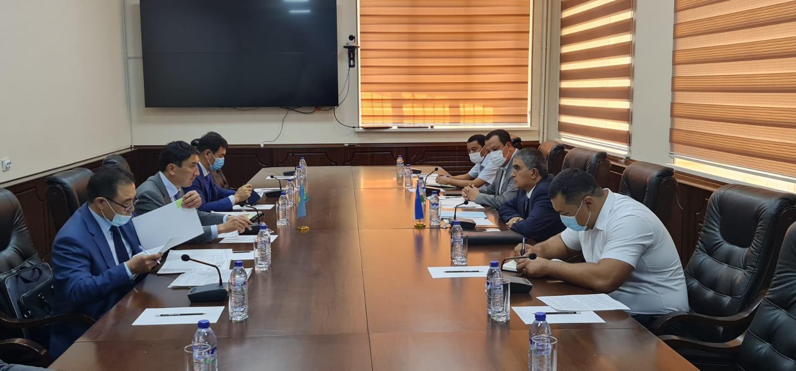Өзбекстан Мақтаарал және Жетісайға су жіберу көлемін ұлғайтты