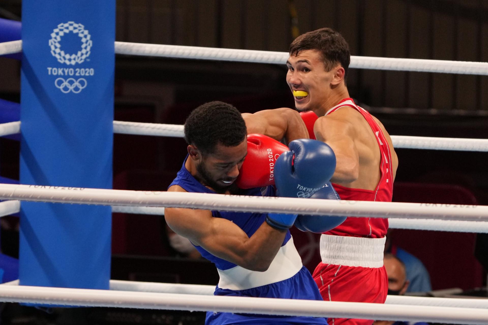 Серік Теміржанов Токиодағы Олимпиада ойындарын аяқтады