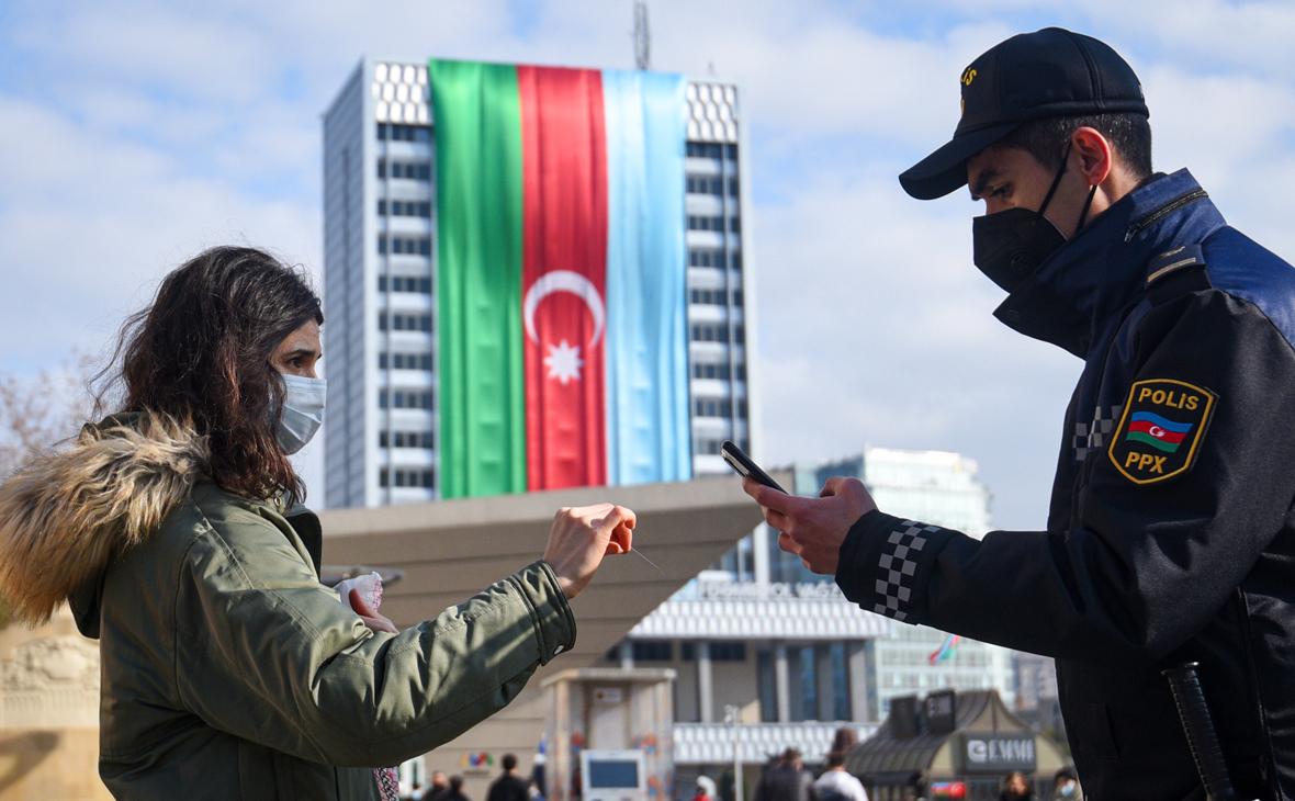 Әзербайжанда карантин режимі ұзарды