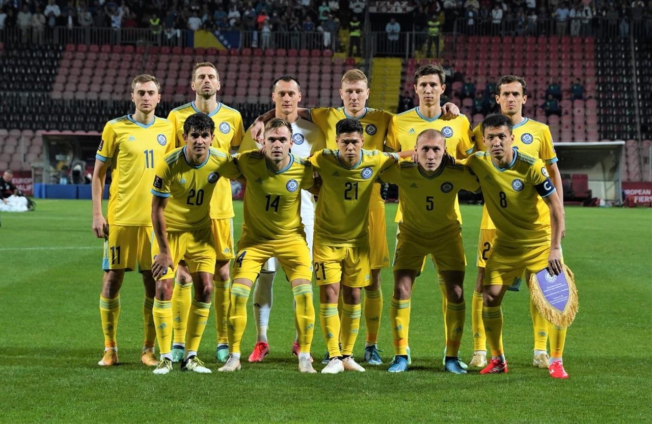 ФИФА ұлттық құрамалар арасында қыркүйек айының жаңа рейтингін жариялады
