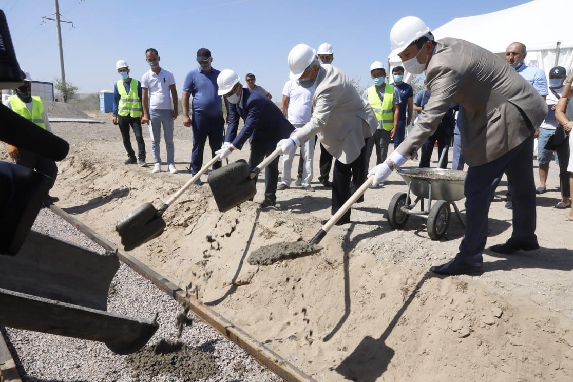 Алматы облысында инновациялық балық өнеркәсібі кешенінің құрылысы басталды