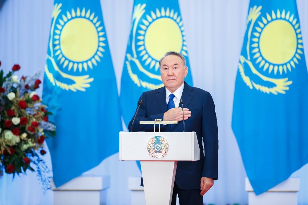 Қазақстанның Тұңғыш Президенті Отан қорғаушы күнімен құттықтады