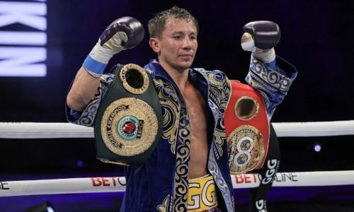 Головкин обошел Мухаммеда Али в рейтинге лучших боксеров всех времен