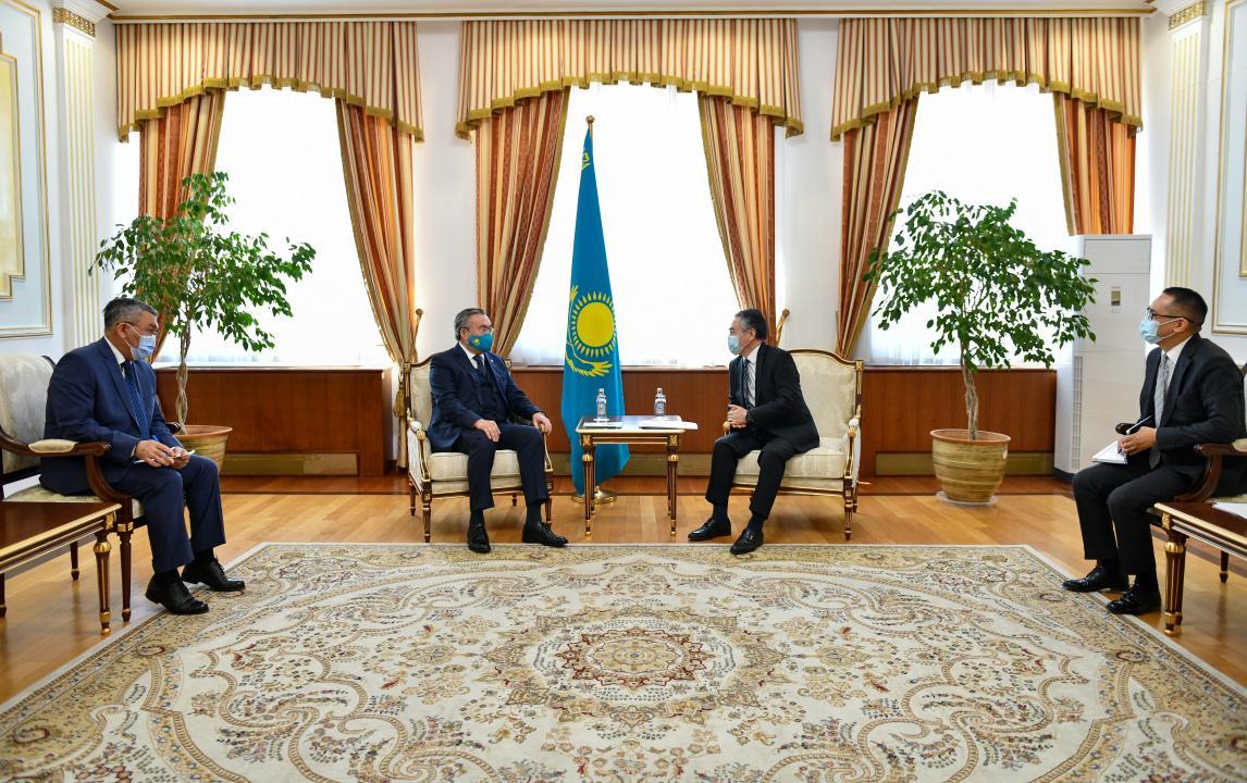 Казахстан приветствует усилия Кыргызстана и Таджикистана по нормализации обстановки после конфликта