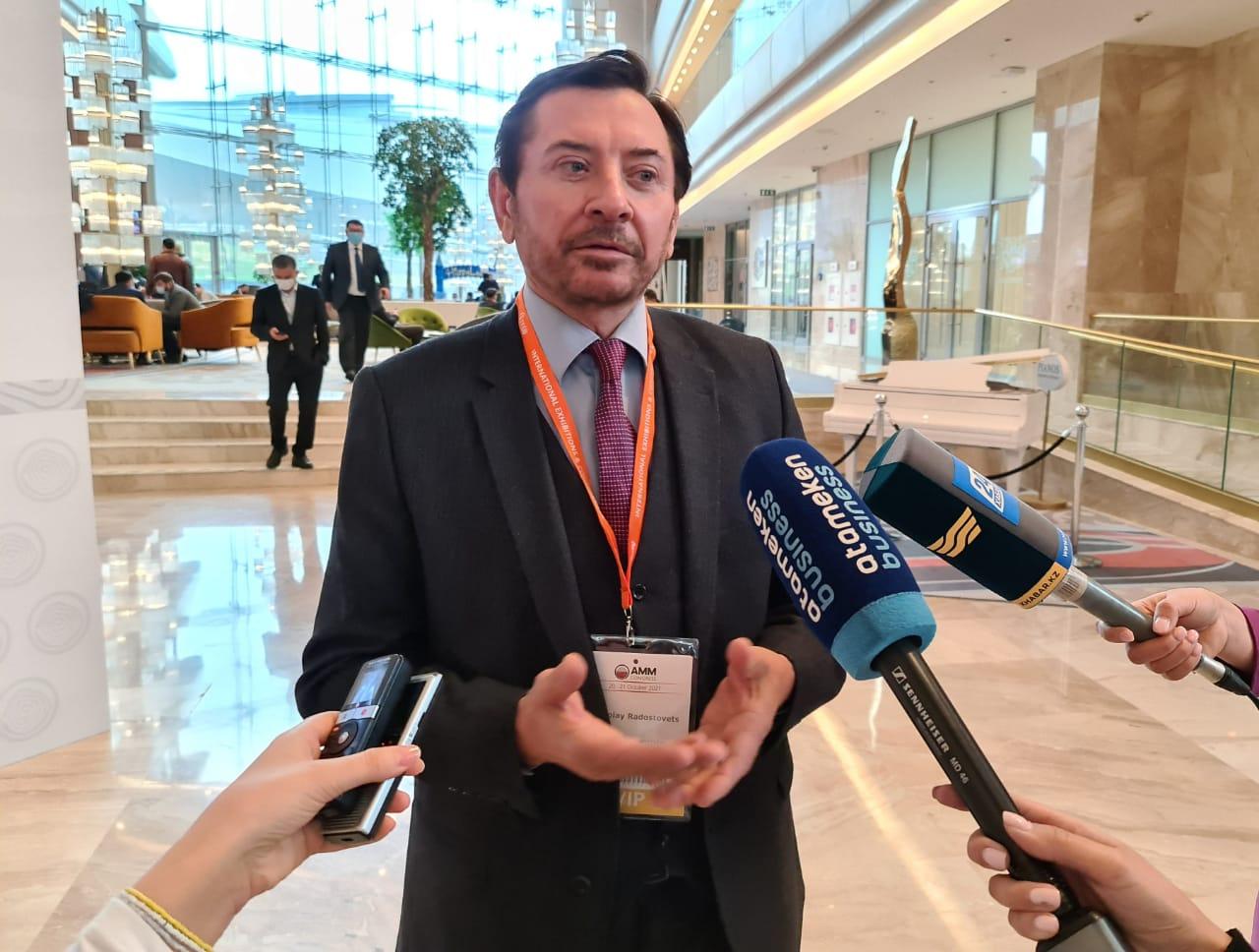 Николай Радостовец: «Қазақстан темір жолы» АҚ-ға реформа жүргізу қажет