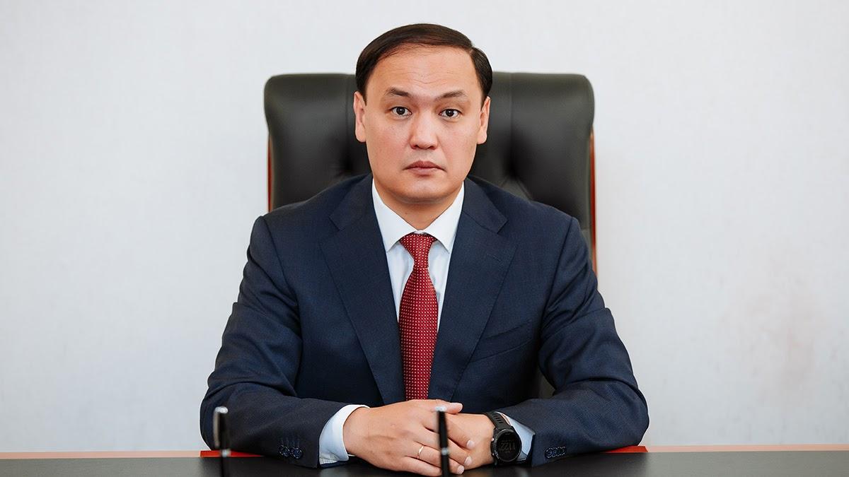 Ербол Карашукеев назначен вице-министром финансов РК