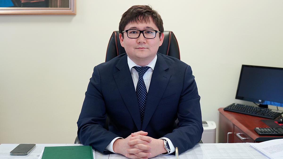 Олжас Жумагулов назначен заместителем руководителя канцелярии премьер-министра