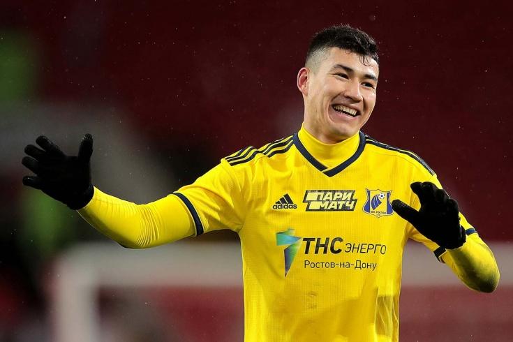Казахстан лишился Зайнутдинова перед матчем с Францией