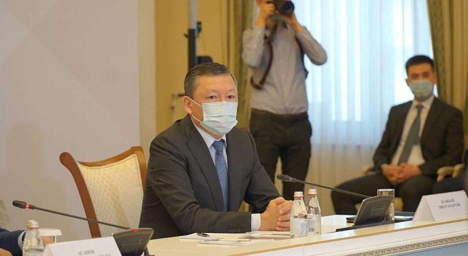 Тимур Кулибаев: «Обращение в суд должно быть крайней мерой»