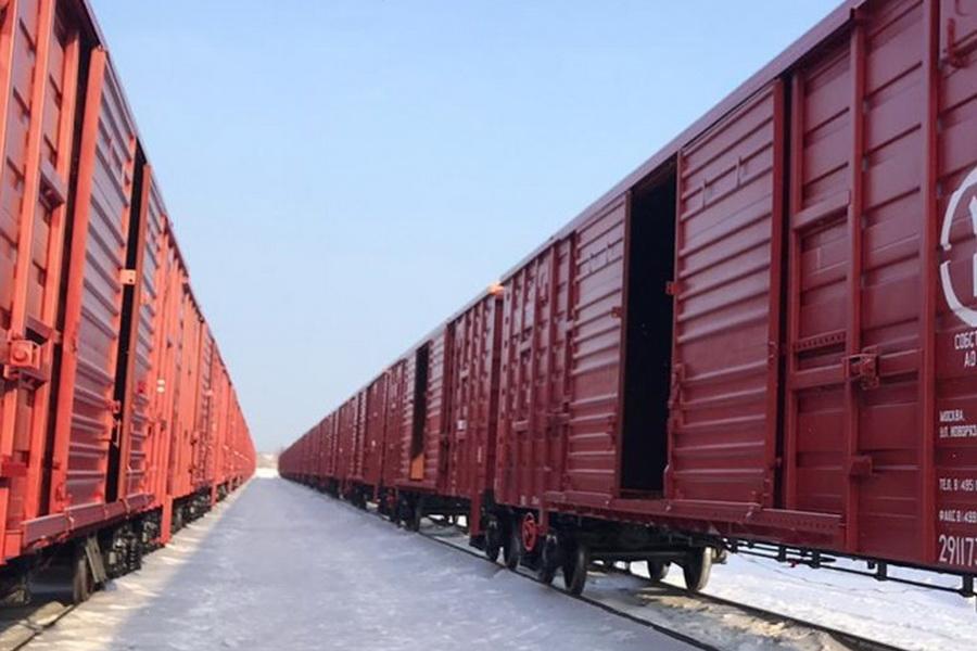Не доставленные в КНР вагоны с зерном вернут отправителям
