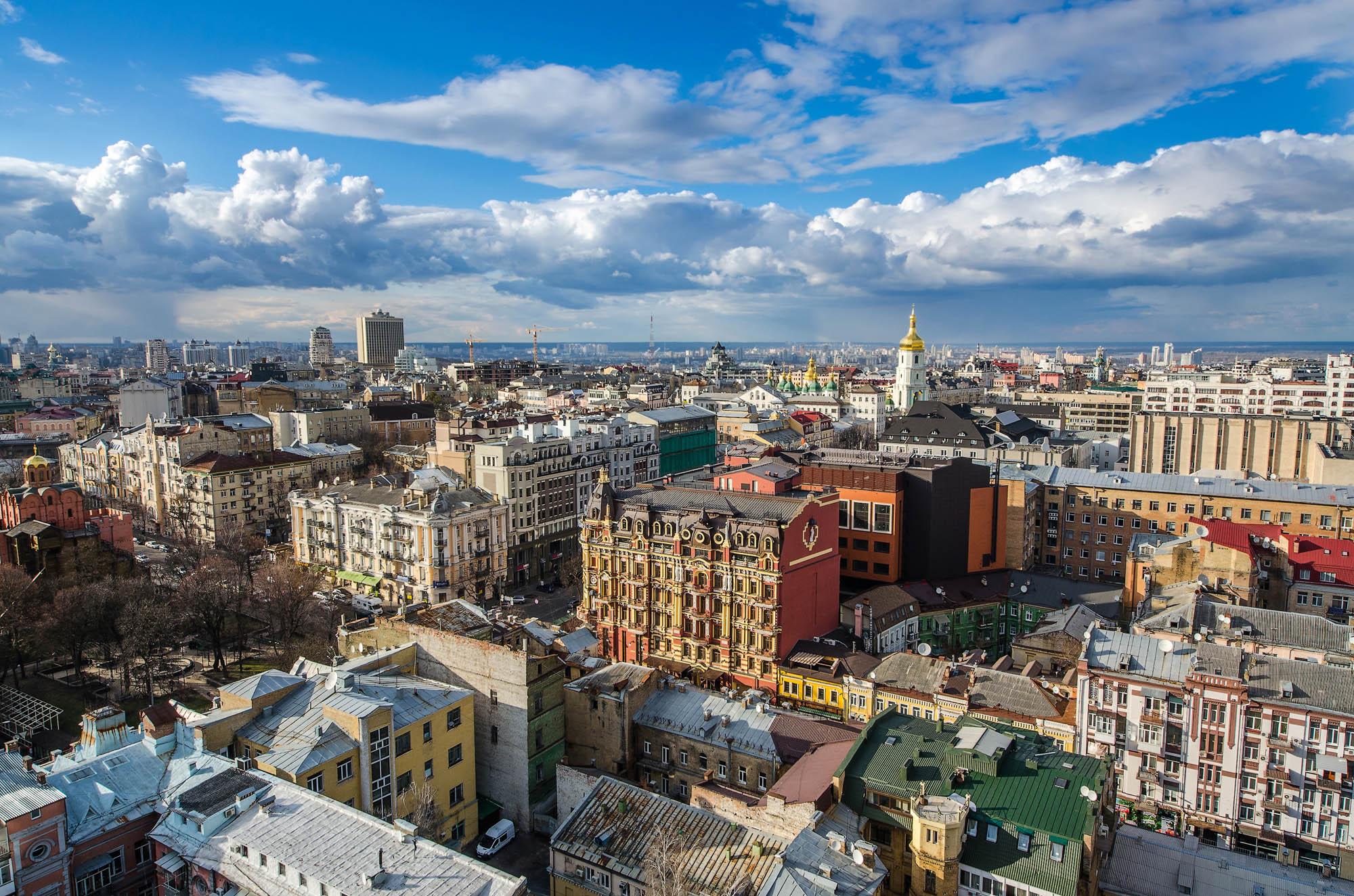 В Киеве вводят локдаун с 5 апреля