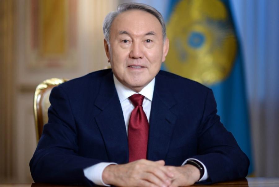Первый президент Казахстана призвал сограждан озеленять страну