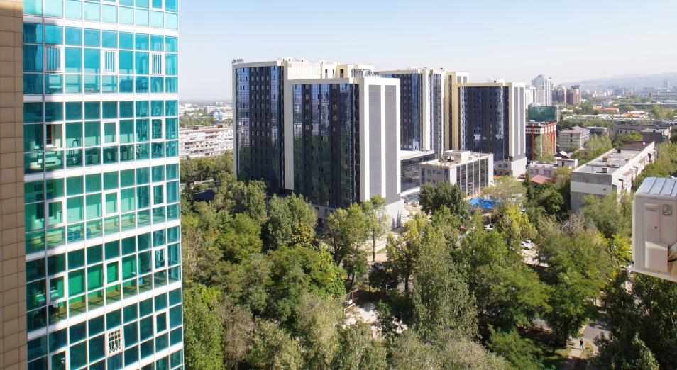 Сколько квадратных метров жилья введут в Алматы в 2021 году