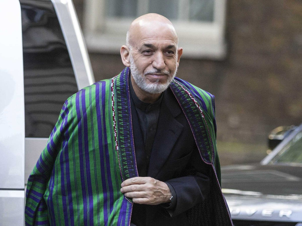 Экс-президент Афганистана Карзай прилетит на переговоры в Москву