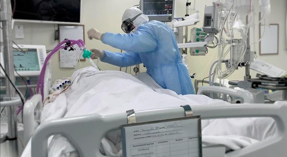 Коронавирус в Казахстане: в минздраве ситуацию назвали критической