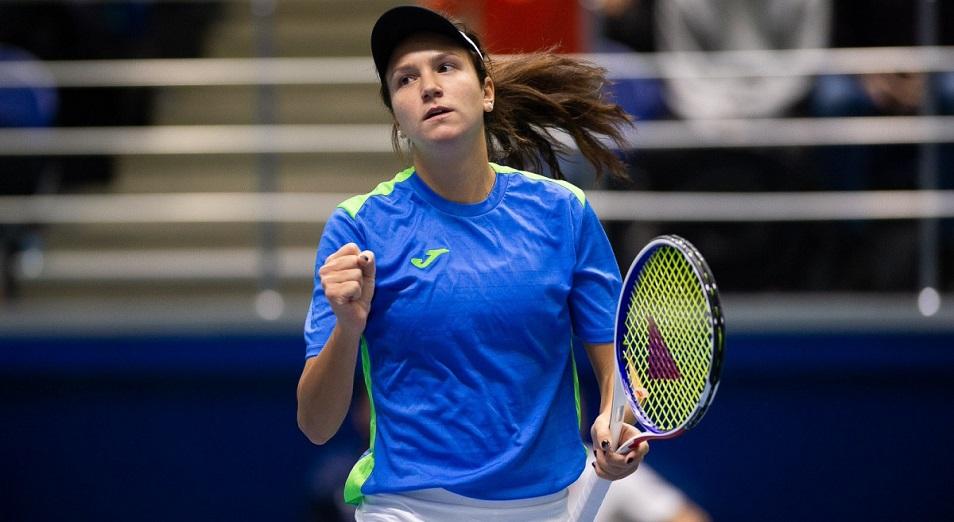 Данилина обновила личный рекорд по числу титулов ITF за сезон