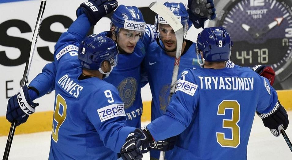 ЧМ-2021: Казахстан вырывает победу в игре с хозяевами льда