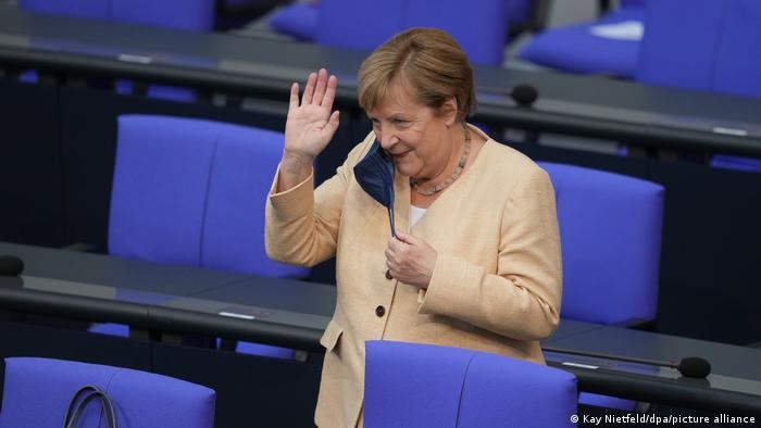 Выборы в ФРГ: социал-демократы опережают консерваторов на 6%