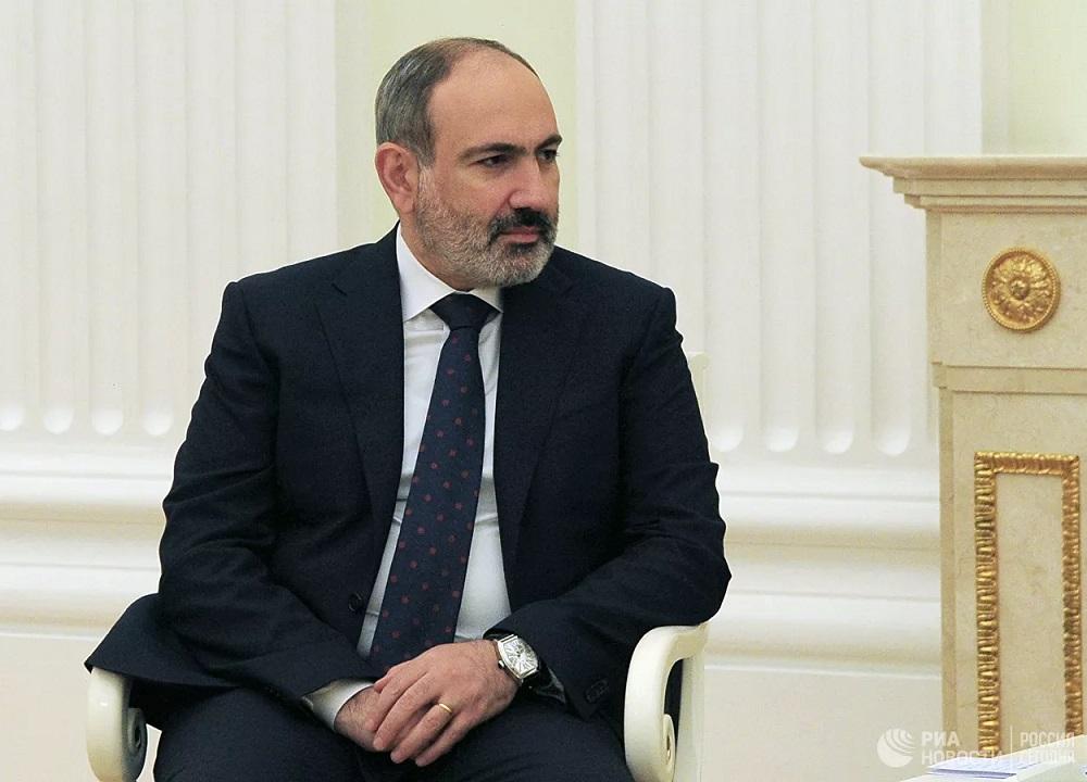 Пашинян: Азербайджан намерен начать новые военные столкновения в Нагорном Карабахе