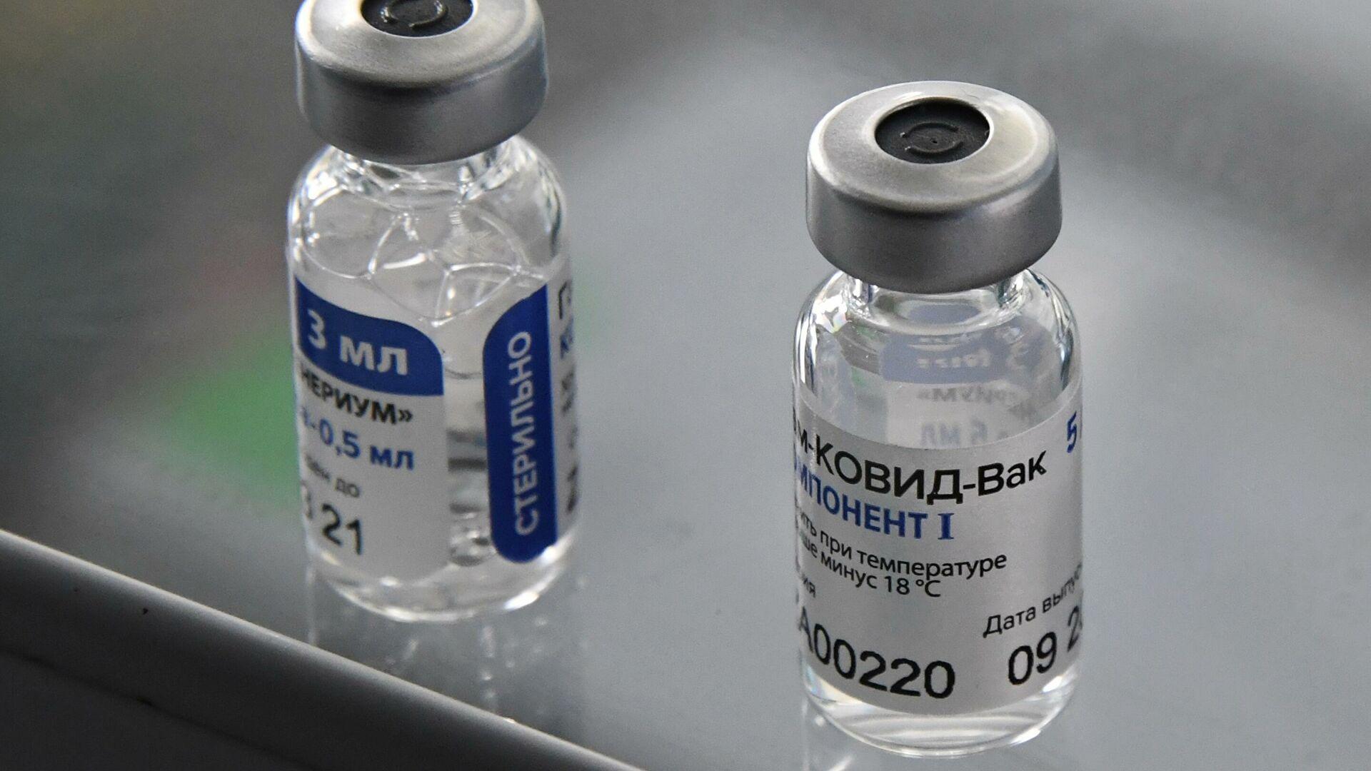 В Кыргызстан в виде гуманитарной помощи прибыла казахстанская вакцина QAZVAQ