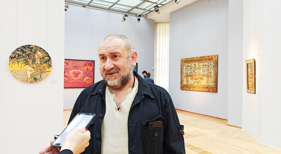 В музее Кастеева открылась персональная выставка Вячеслава Люй-ко