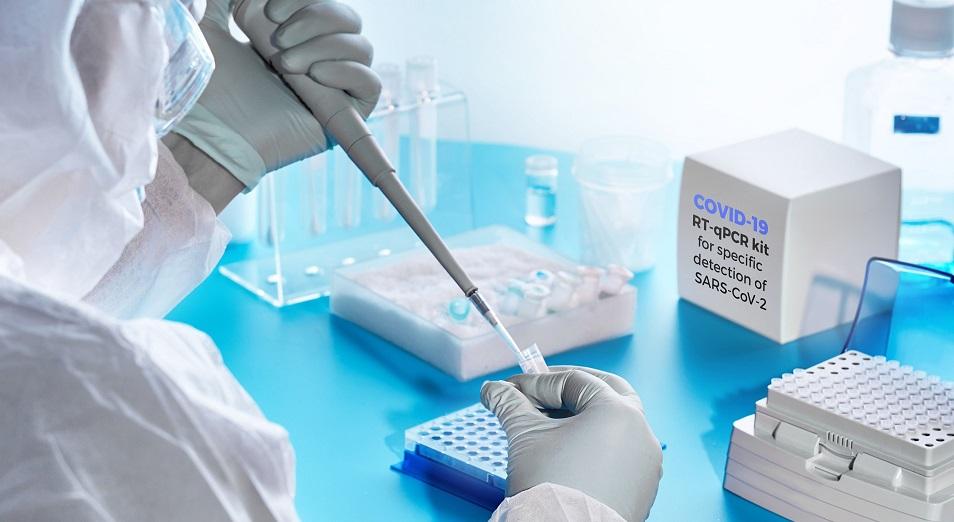 Около 2000 новых случаев коронавируса зарегистрировано в Казахстане за сутки