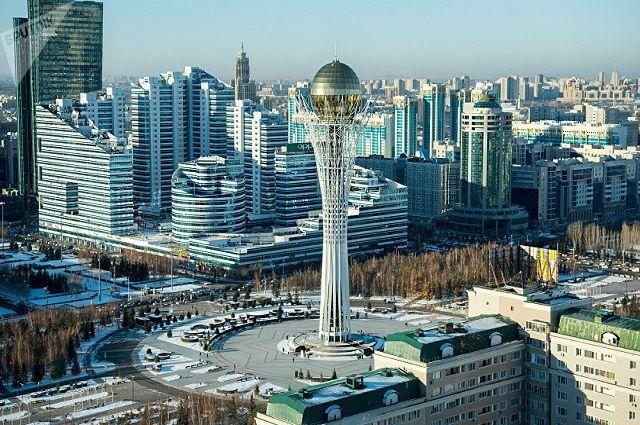 Три области Казахстана находятся в зеленой зоне