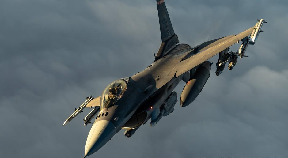 США могут поставить Турции истребители F-16 вместо F-35