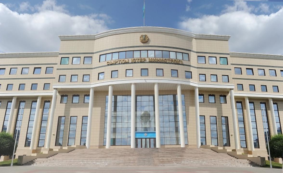 МИД РК высказал мнение о намерении России дать консолидированный ответ ЕАЭС на санкции Запада