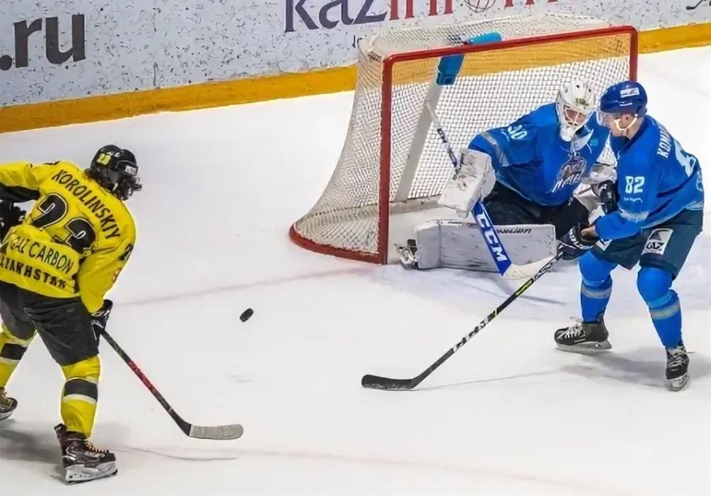 Чемпионат Казахстана: «Сарыарку» прорвало в Усть-Каменогорске