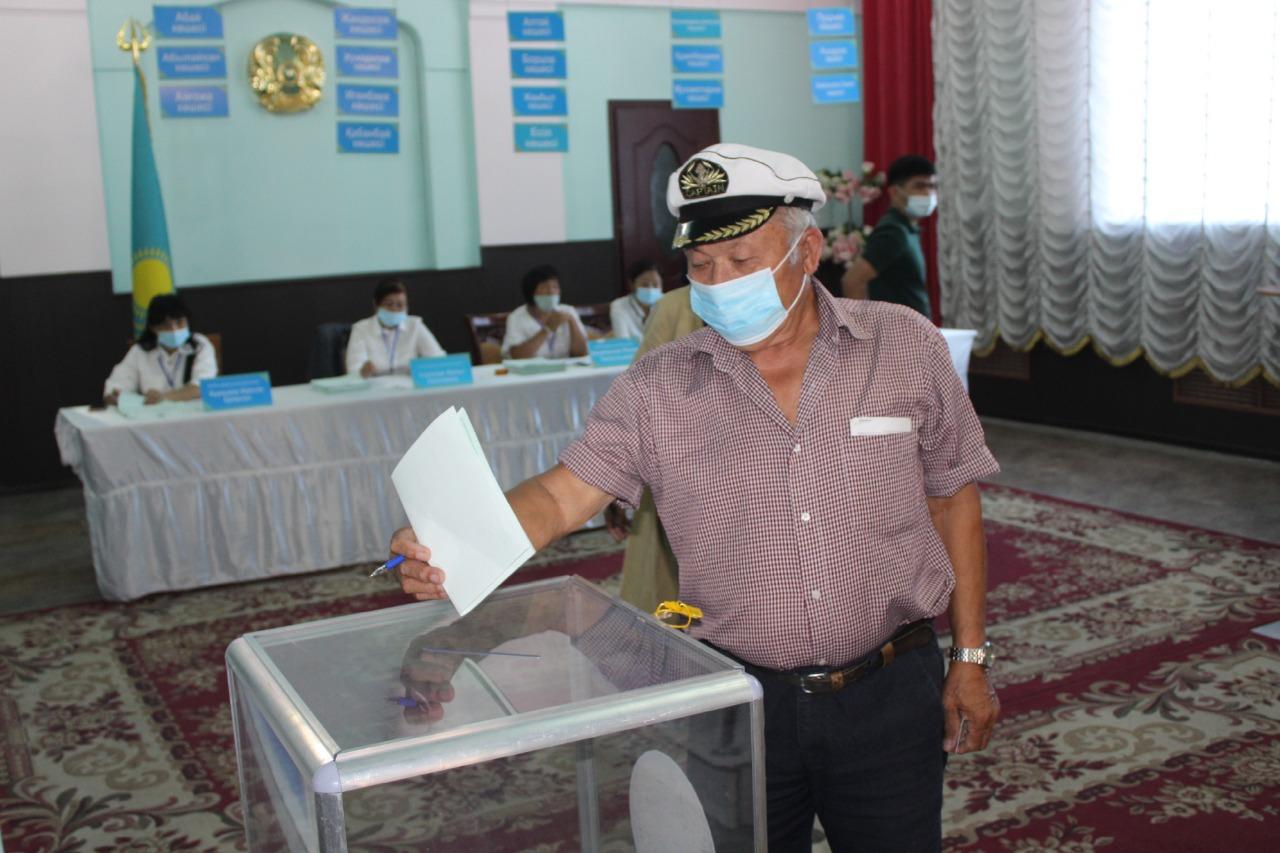 В Восточном Казахстане начались выборы сельских акимов
