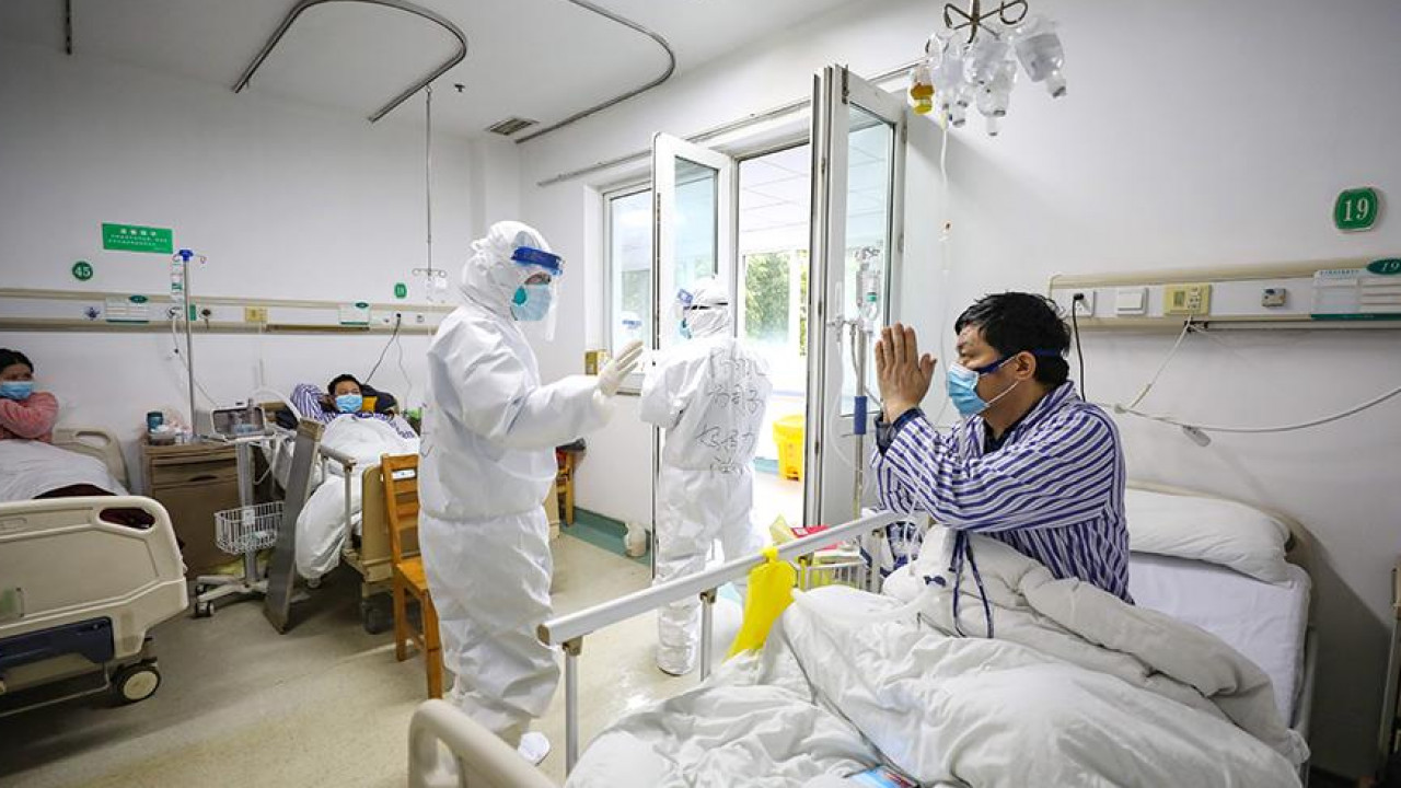 В Казахстане 1979 человек выздоровели от коронавирусной инфекции