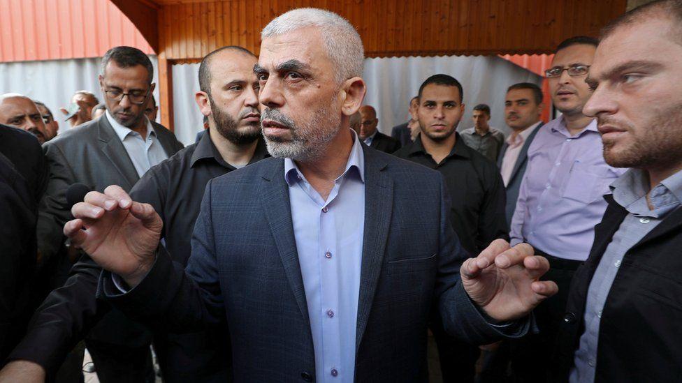 Сектор Газа: воздушный удар был нанесен по лидеру ХАМАС
