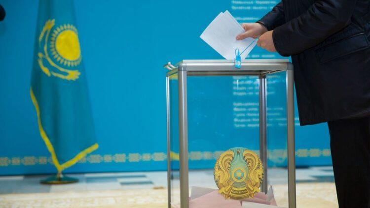 Больше 87% североказахстанских избирателей проголосовали на выборах акимов
