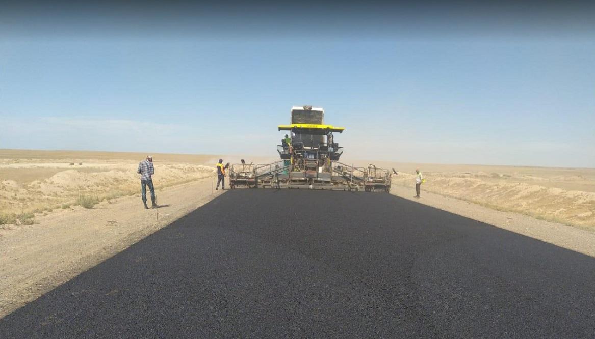 Назвали готовые к введению в эксплуатацию автодороги в Казахстане