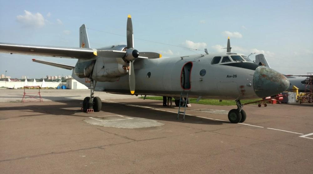 Япония заявила о нарушении воздушного пространства российским Ан-26