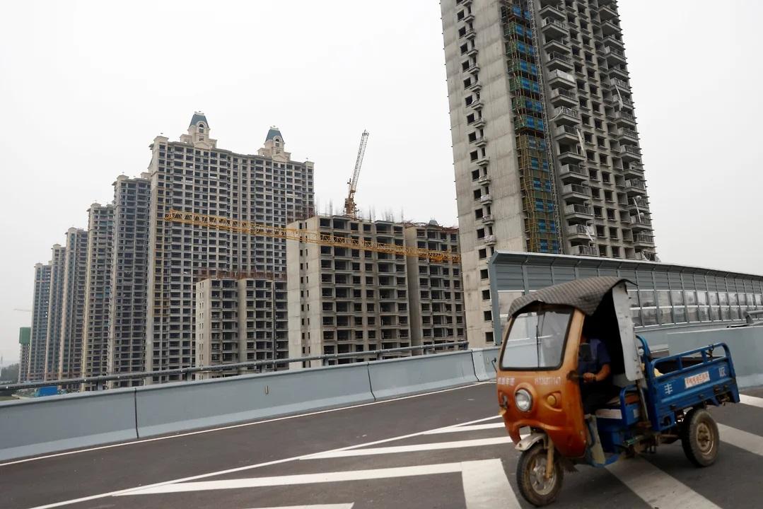 Как история Evergrande обернулась потенциальными проблемами для экономики Китая