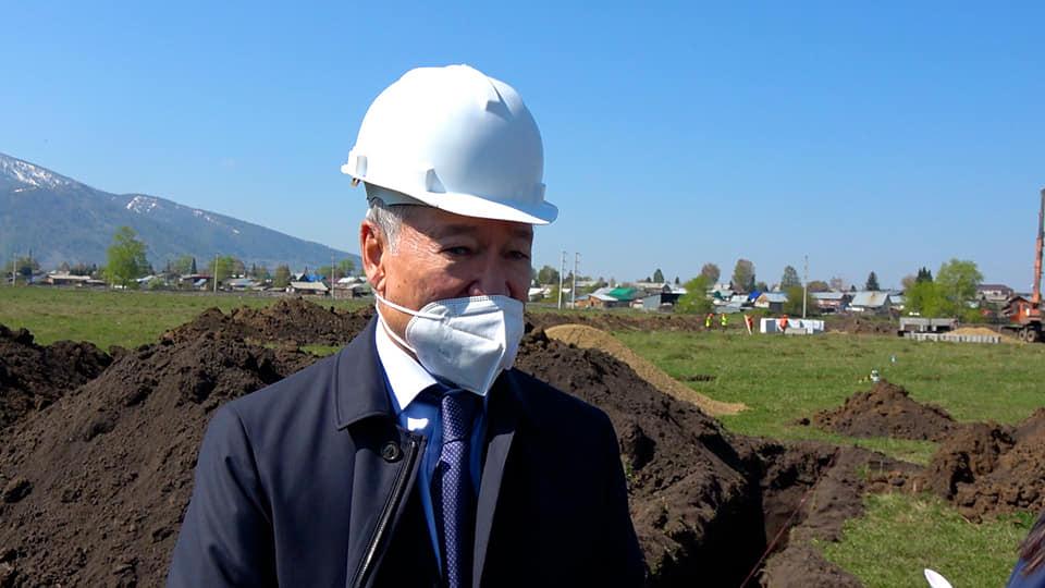 Аким ВКО пообещал погорельцам Риддера решить вопрос с жильем