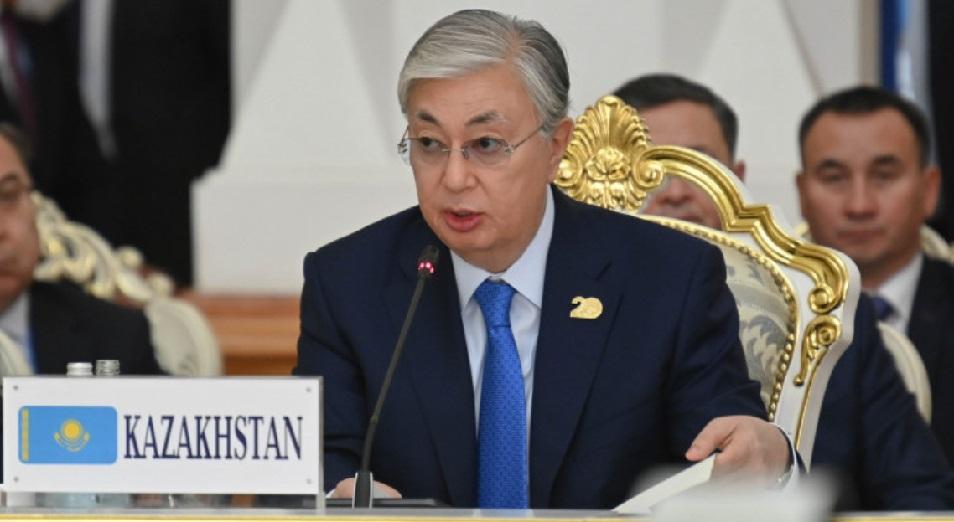В соцсетях появился полный видеообзор двухдневного визита президента Токаева в Таджикистан