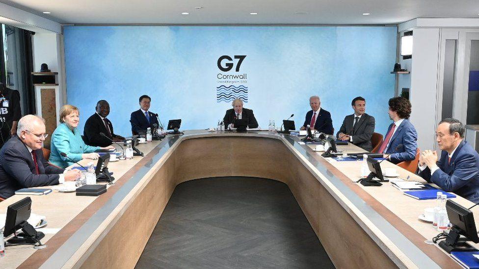 Группа G7 пообещает отказаться от угольных электростанций