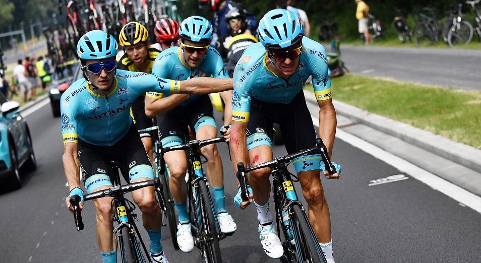 Фульсанг сохранил второе место в генерале Тура Швейцарии