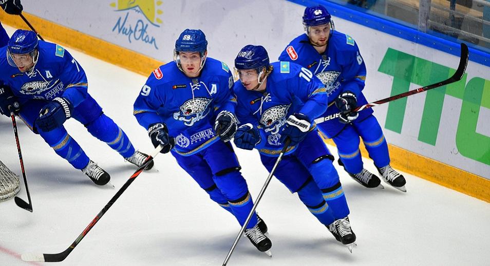 Михайлис обнародовал окончательный состав сборной Казахстана по хоккею