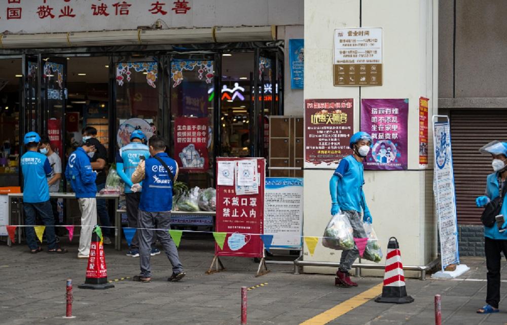 На юго-востоке Китая новый эпицентр заражения СOVID-19