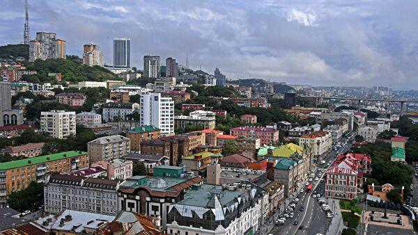Во Владивостоке заменили флаги к 9 Мая, похожие на символику ВМС Японии