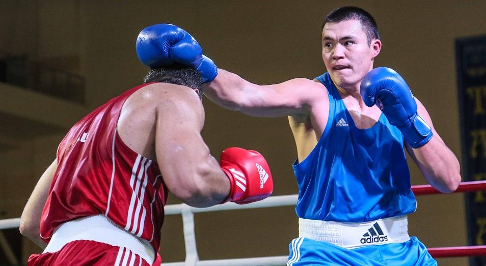 Кункабаев гарантировал Казахстану медаль в боксе на Играх в Токио