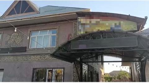 В Шымкенте кафе работало, нарушая карантин