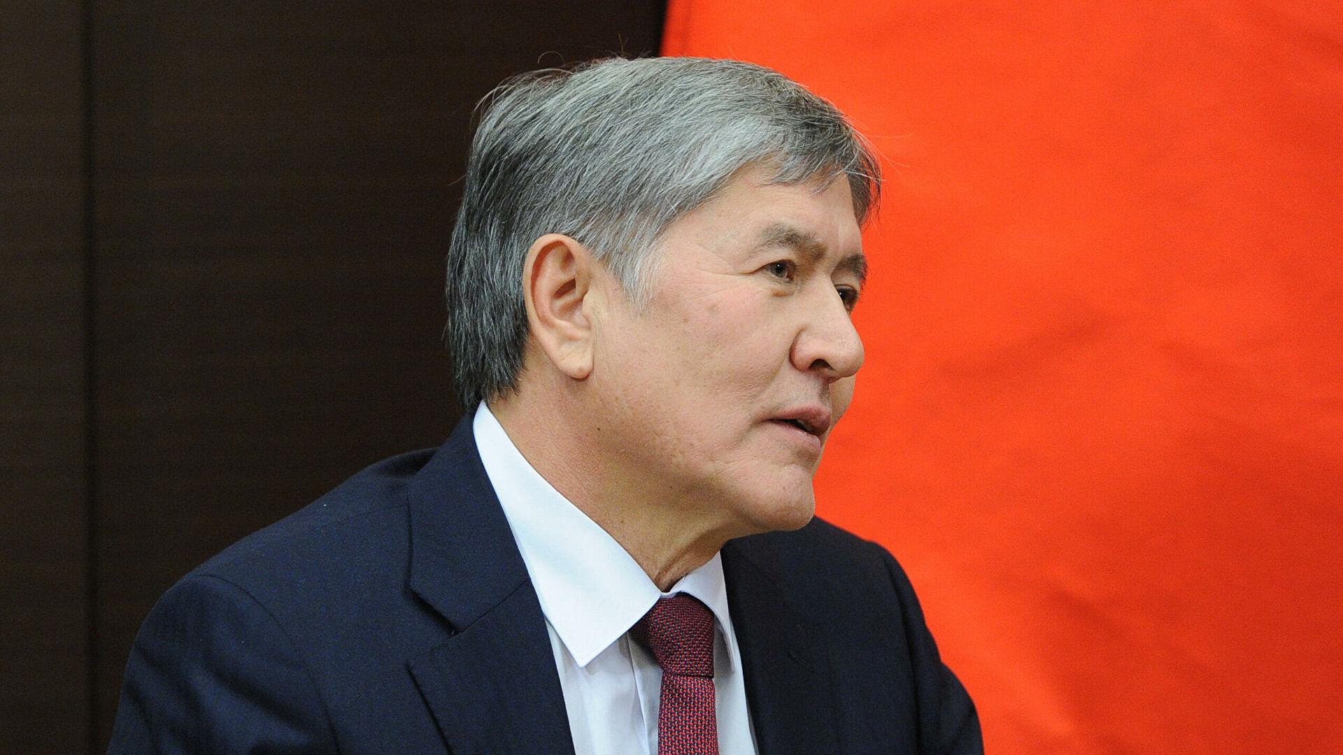 На экс-президента Кыргызстана завели новое дело