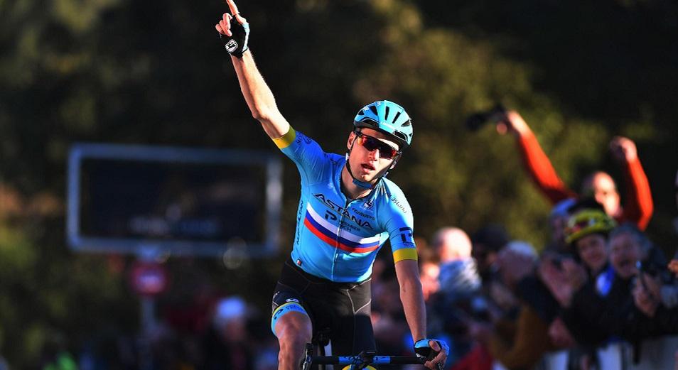 Власов сохранил 11-ю позицию в генерале «Джиро» после второго этапа