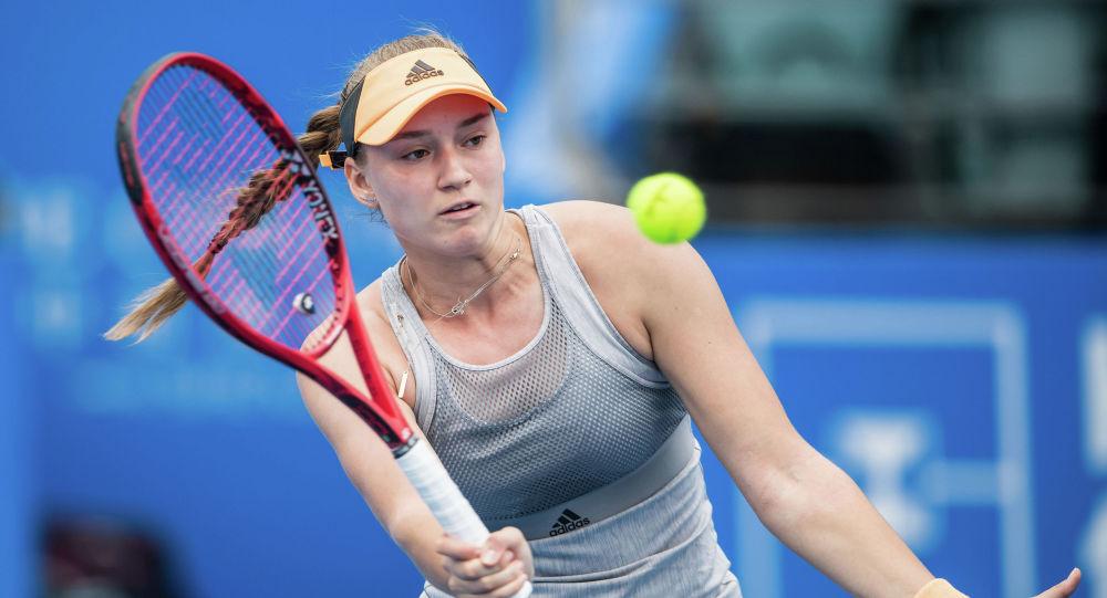 Казахстанская теннисистка стартовала с победы на Олимпийских играх в Токио