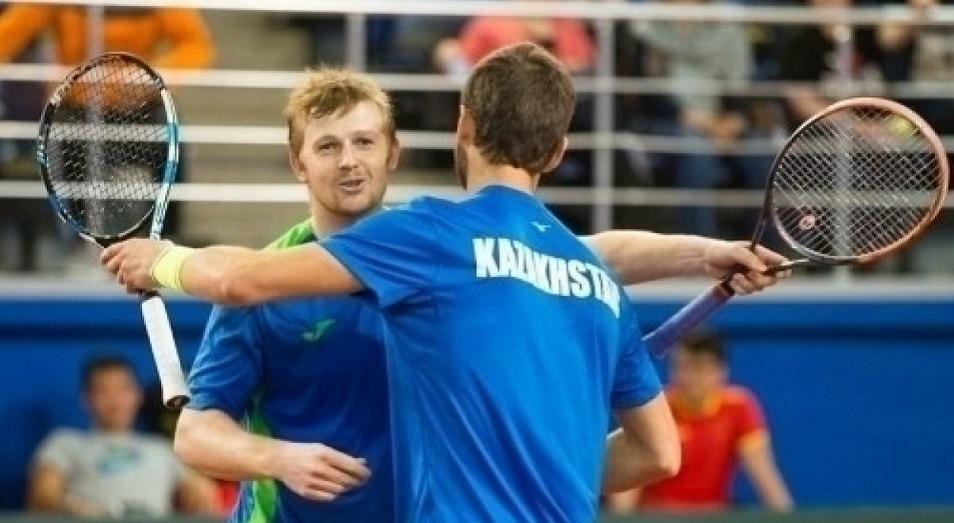 Голубев и Недовесов в шаге от второго совместного титула в сезоне